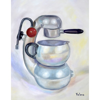 ATOMIC® Coffee Maker Art Print